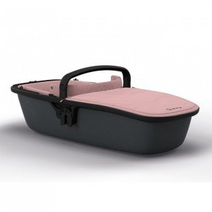 سبد حمل نوزاد  Quinny Zapp Lux Carrycot  blush On Graphite