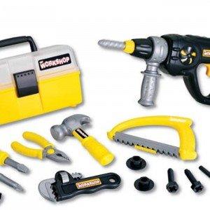 ست ابزار متوسط با جعبه  keenway مدل 12761