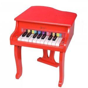 پیانوی قرمز  Classic World مدل 4018