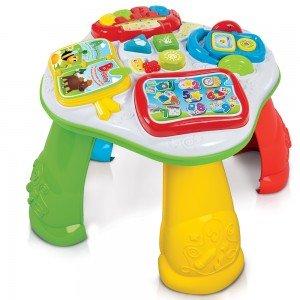 میز بازی موزیکال Activity Table clementoni کد 61637