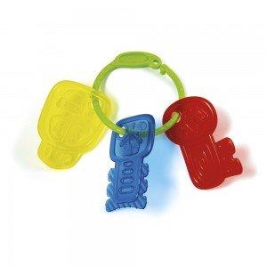 دندان گیر کلید Baby Clementoni مدل Teething Keys 17057