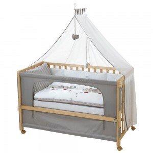 تخت نوزادی مدل roba 162003s145