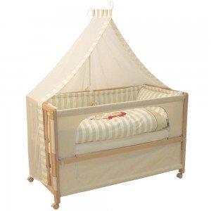 تخت نوزادی مدل roba 162003p93