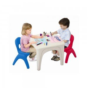 میز و صندلی دو نفره کودک  grown up 3020