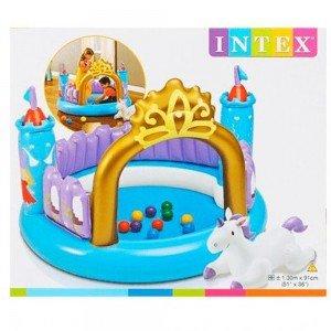 استخر توپ قلعه Intex  کد 48669