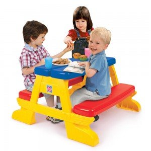 میز پیک نیک تابستانه Summertime Picnic Table grown up کد 3015