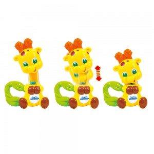 جغجغه زرافه Giraffe Rattle clementoni مدل 14994