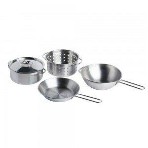 ست قابلمه 5-piece toy cookware set DUKTIG IKEA