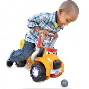 ماشین و واکر Big Dog Truck little tikes مدل 635762