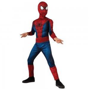 لباس بالماسکه اسپایدرمن spider man marvel