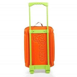 چمدان چرخدار بزرگ طرح ببر okiedog كد80160