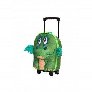چمدان ترولی کوچک اژدها okiedog مدل 80015