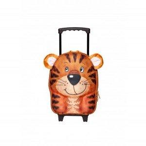 چمدان چرخدار کوچک ببر okiedog کد80011