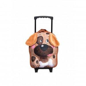 چمدان چرخدار کوچک سگ okiedog مدل 80014