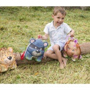 شادی کودکانه با کوله پشتی کودک طرح پونی okiedog مدل 80040