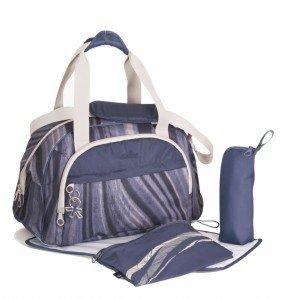 کیف مادر شاتل خاکستری مشکی okiedog مدل 37003