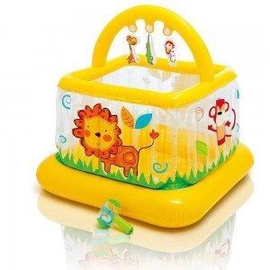 گهواره مربع کودک Intex مدل 48473