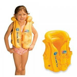 قیمت جلیقه نجات کودک Intex مدل 58660