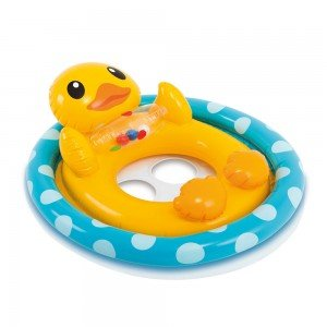 شناور شورتی کودک  intex  مدل اردک کد 59570