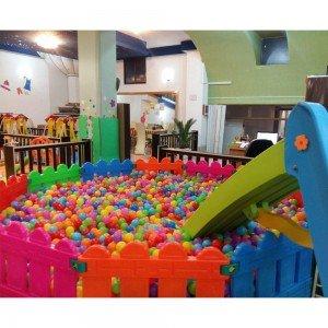 خریدتوپ رنگی  استخر توپ کودک بسته 1000تایی