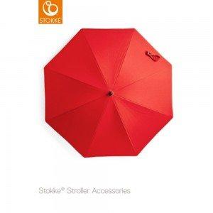 چتر کالسکه 2017 stokke xplory رنگ red