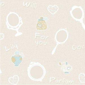 کاغذ دیواری انگلیسی اتاق کودک - فاولا  favola 3213