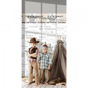 بوردر کاغذ دیواری اتاق کودک - favola 3287