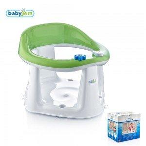 صندلی حمام baby jem کد 335 رنگ سبز