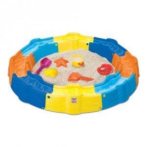 استخر شن بازی کودک
