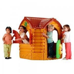 کلبه بازی کودک جنگلی طرح خرس  2881
