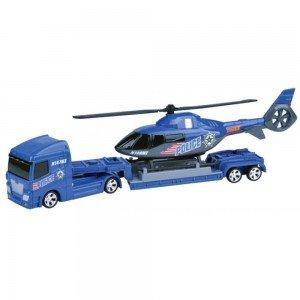ماشین حمل هلیکوپتر پلیس motormax 78222
