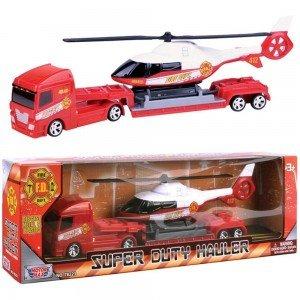 ماشین حمل هلیکوپتر آتش نشانی motormax 78223