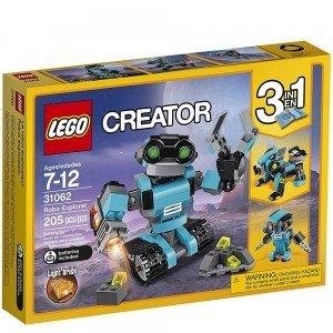 لگو سری Creator مدل Robo Explorer 31062