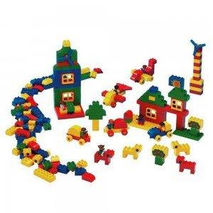 223 قطعه ست شهر DUPLO Town Set lego 9230