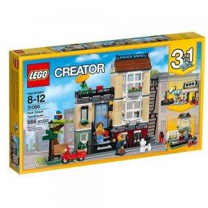 لگو سری Creator مدل Park Street Townhouse 31065