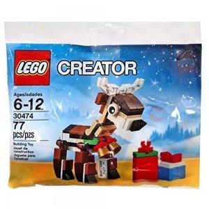 لگو سری lego Creator مدل Reindeer 30474