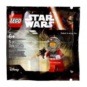 لگو Star Wars Rebel A-Wing Pilot 5004408