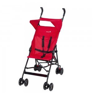 کالسکه Safety 1st Buggy with Canopy Peps canopy red 11828850