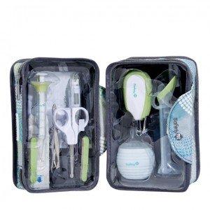 ست آرایشی بهداشتی 9 تکه سبز safety health care 32110139
