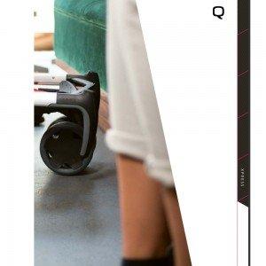 کالسکه quinny مدل zapp flex red کد 1399993000
