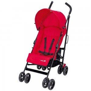 کالسکه Safety 1st Baby Kids Stroller Pushchair Buggy Travel red 1132323000