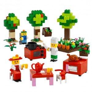 لگو سری education مدل Sceneries Set 9385