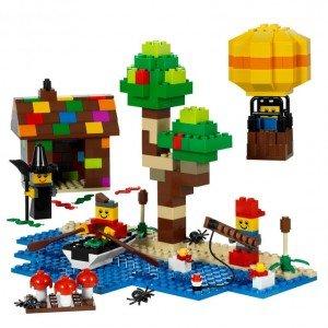 لگو سری دوپلو مدل Town Set 9230