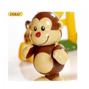 عروسک نشکن میمون