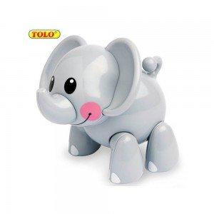 عروسک فیل نشکن  tolo 86580