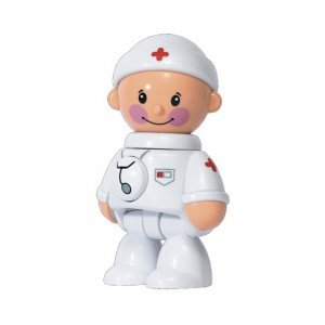 عروسک آدمک پزشک نشکن  tolo 89984