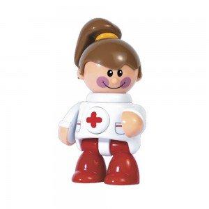 عروسک آدمک پرستار سفید پوست نشکن  tolo 89985