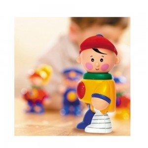 عروسک آدمک پسرک پلیس نشکن  tolo 89921010