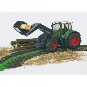 لودر تراکتور bruder مدل CLAAS Atles 936 RZ Tractor 030131
