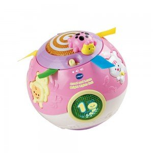 بازی آموزشی وی تک Crawl And Learn Bright Light Ball vtech 47353